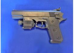 Pistole na kuličky černá manuál